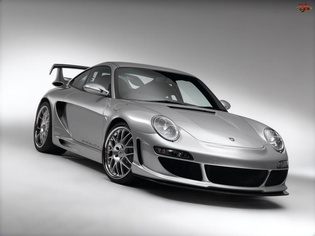 Srebrne, Porsche 911