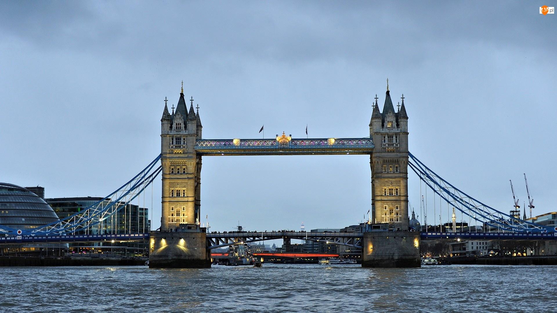 Woda, Wielki, Most