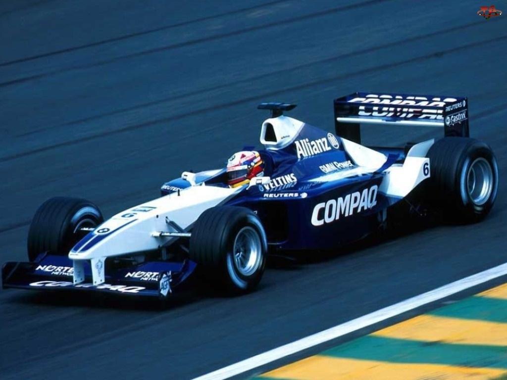bolid, Formuła 1, BMW Sauber