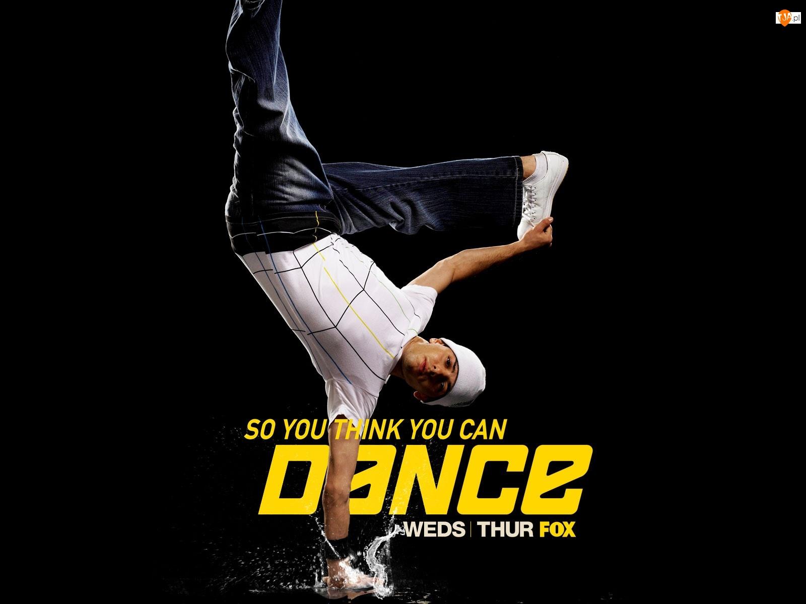 You Can Dance, na jednej ręce