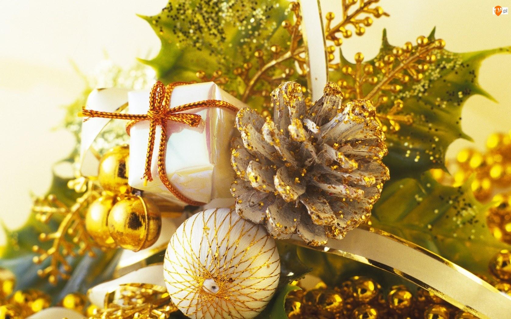 Szyszka, Stroik, Świąteczny