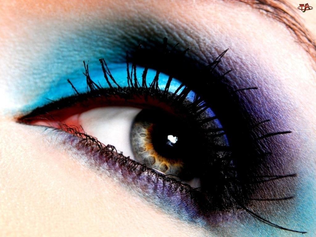 Oko, Makijaż
