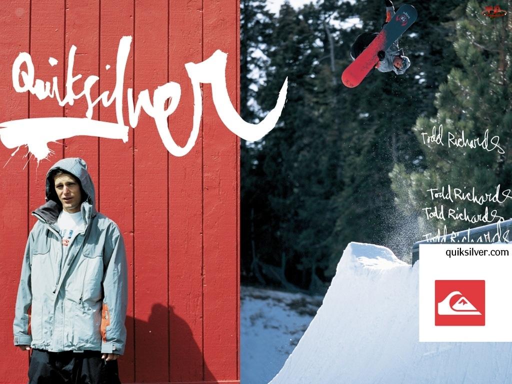 Quiksilver, kurtka, mężczyzna, snowboard