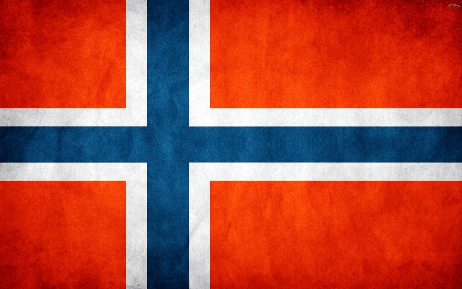 Norwegia, Flaga, Państwa