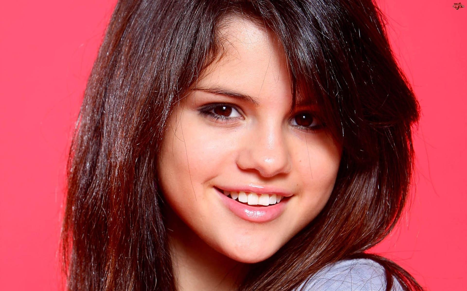 Uśmiech, Selena Gomez, Piękny