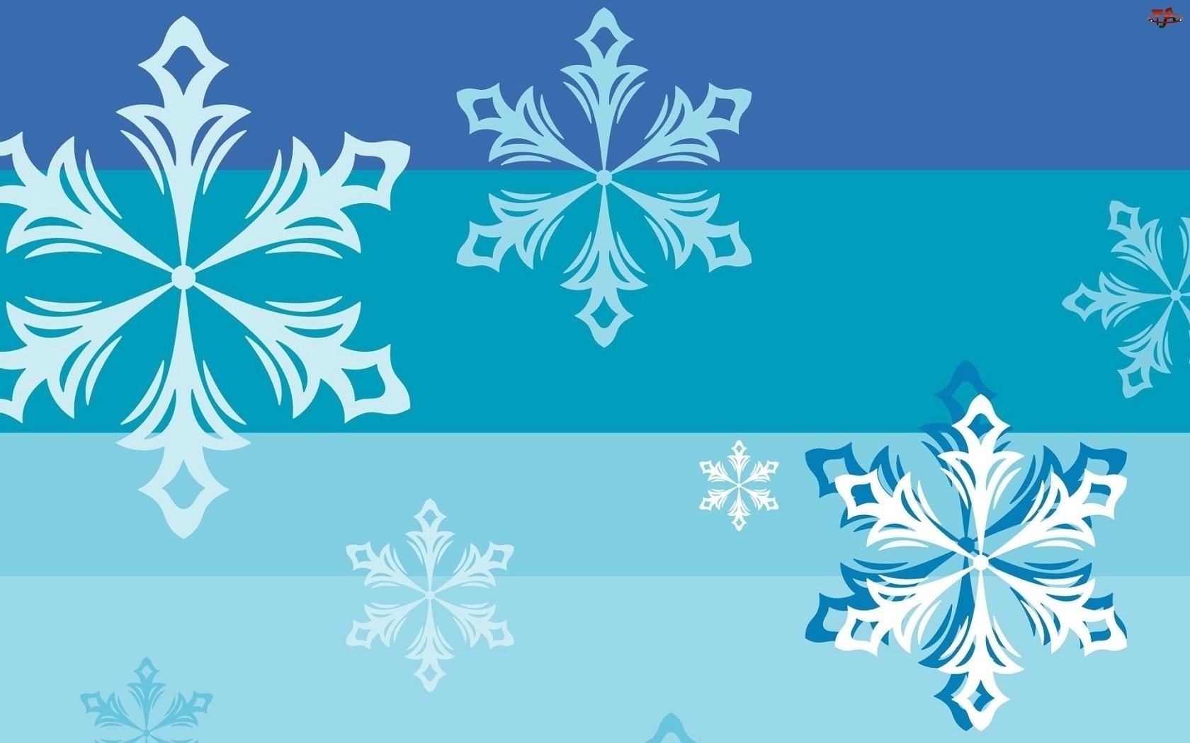 Tekstura, Płatki, Śniegu