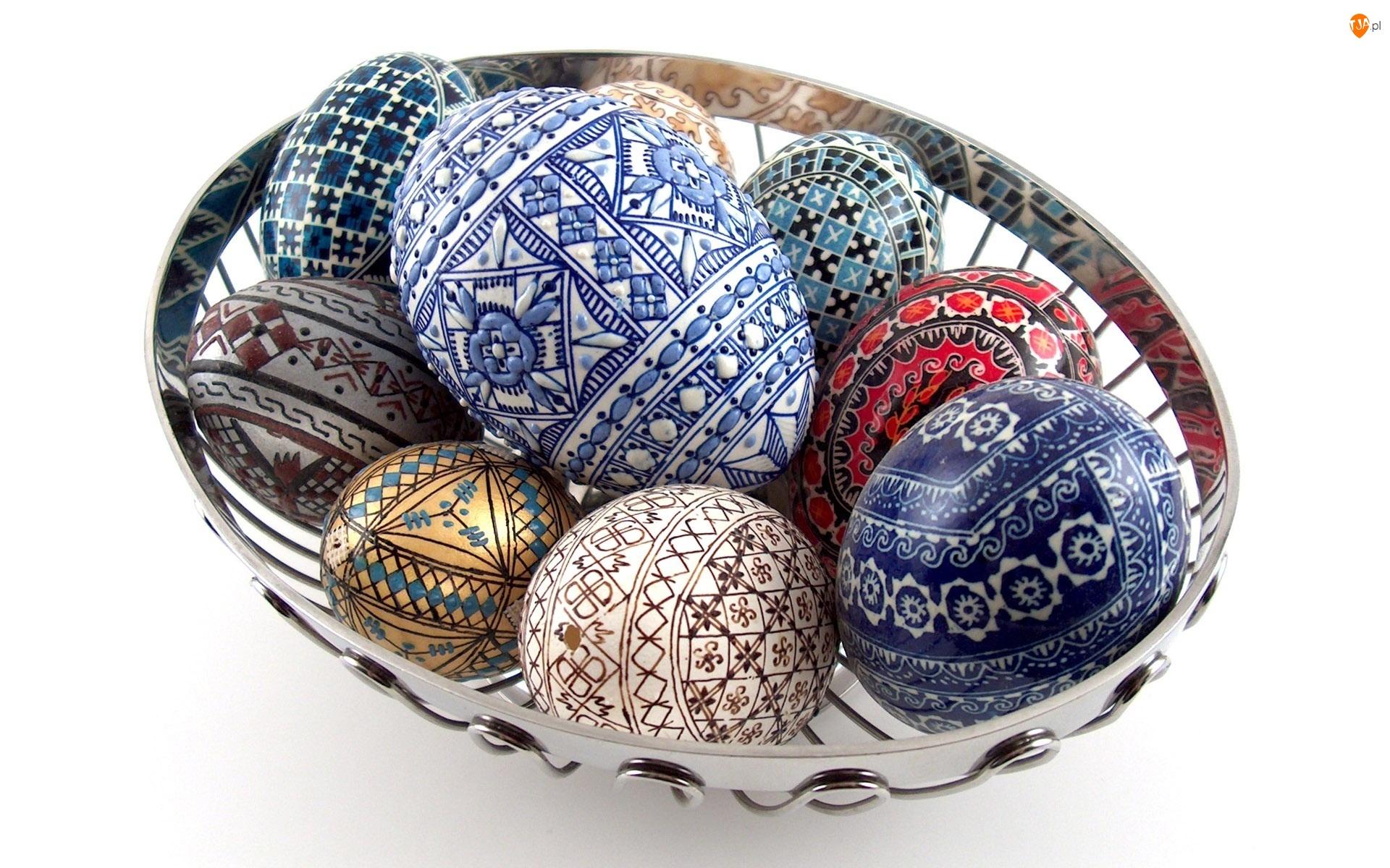 Pisanki, Wielkanocne