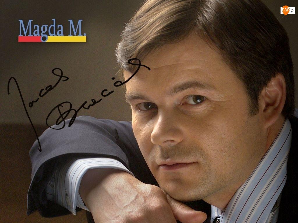 autograf, Magda M, Jacek Braciak