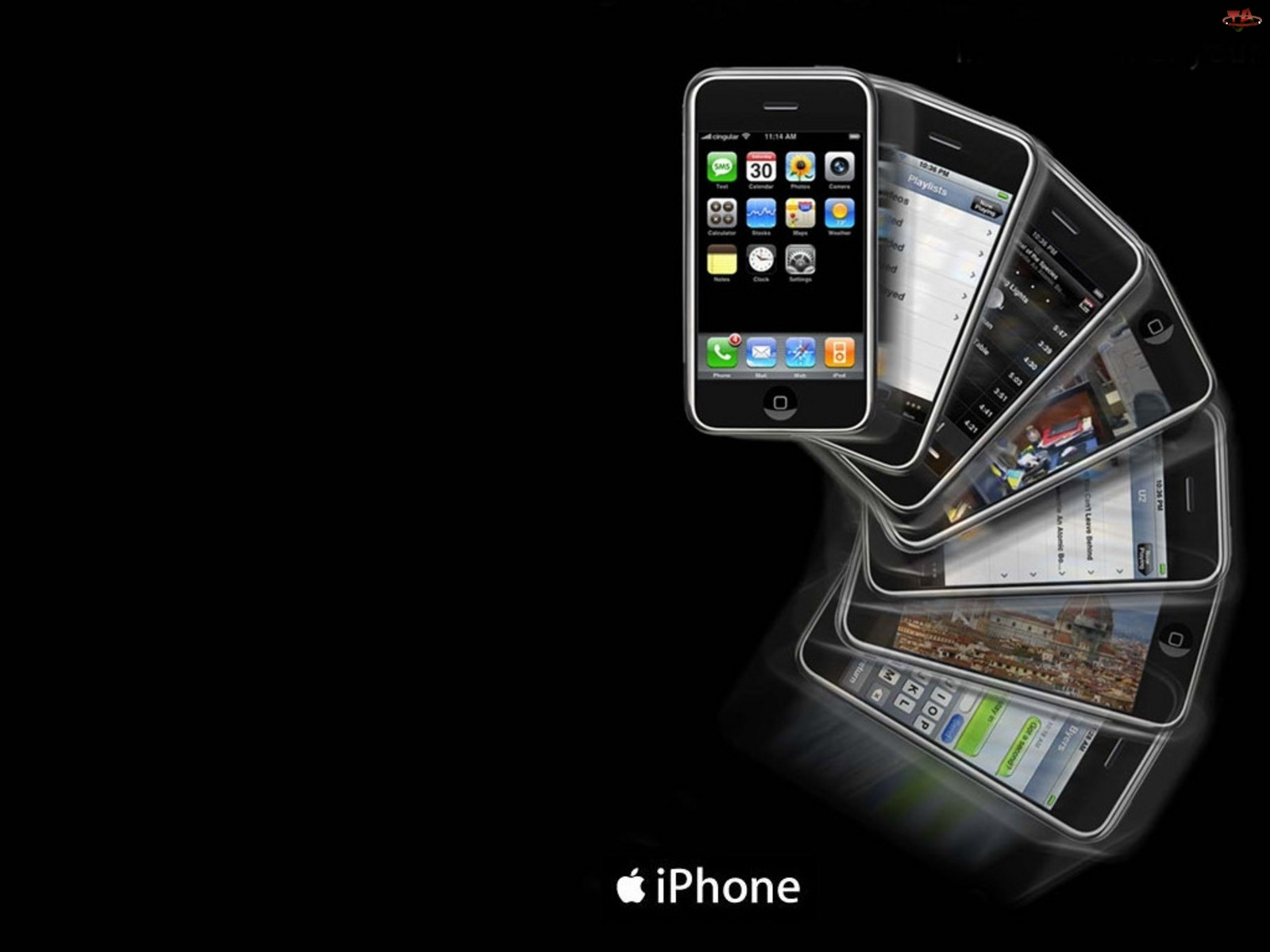 Iphone, Telefony, Komórkowe