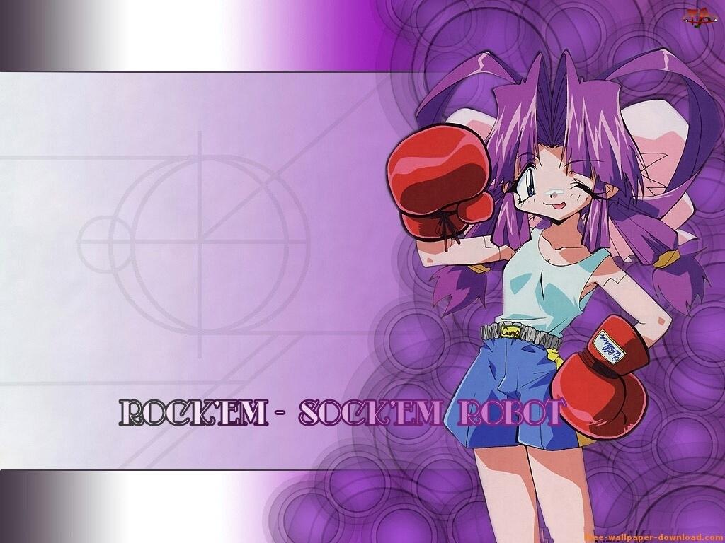 Saber Marionette J, kobieta, box, rękawice