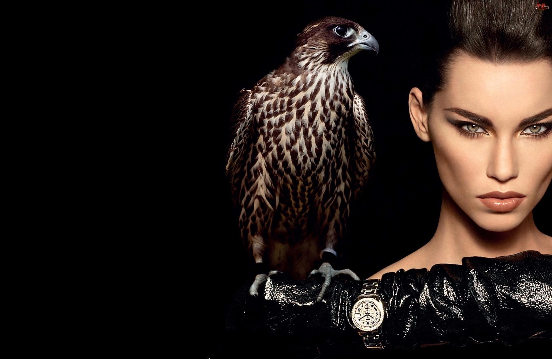Zegarek, Kobieta, Jastrząb