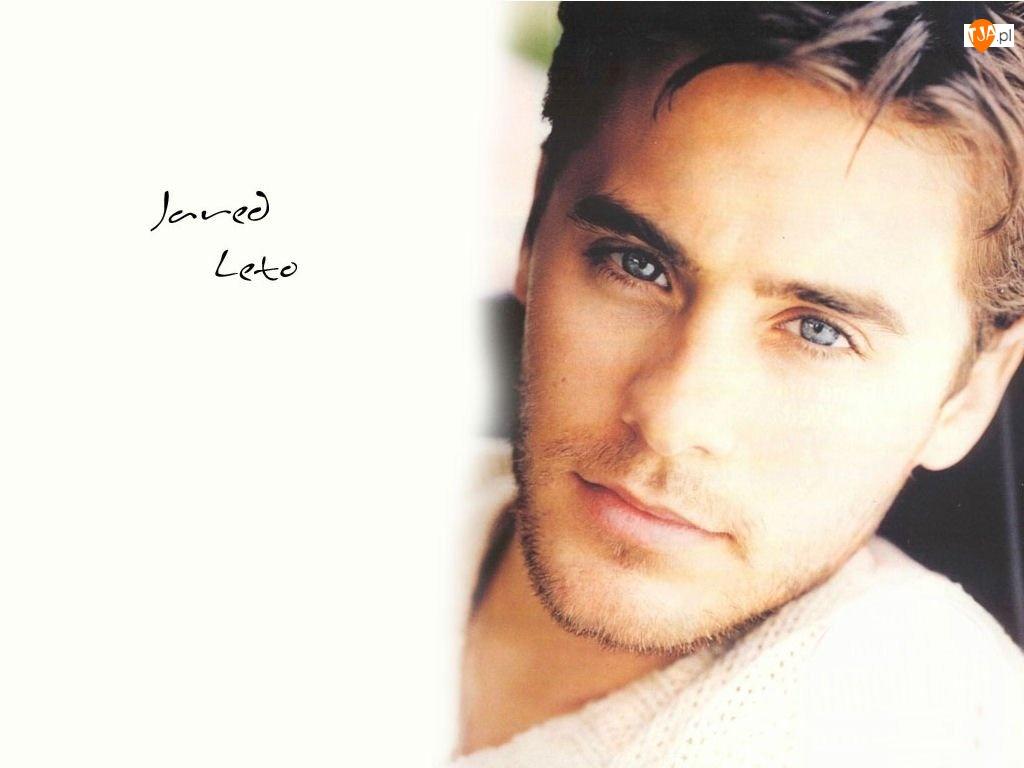 Jared Leto, niebieskie oczy