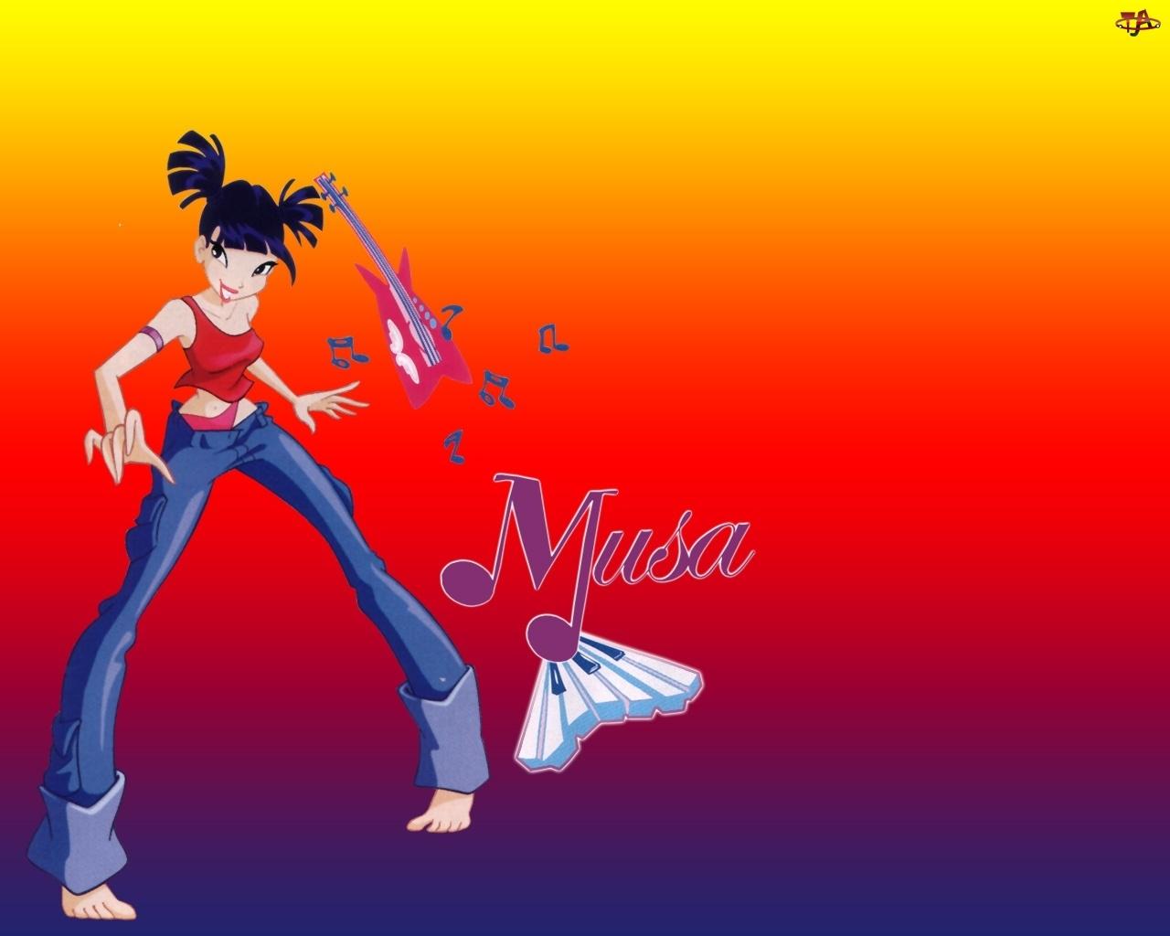 Nutka, Winx Club, Musa