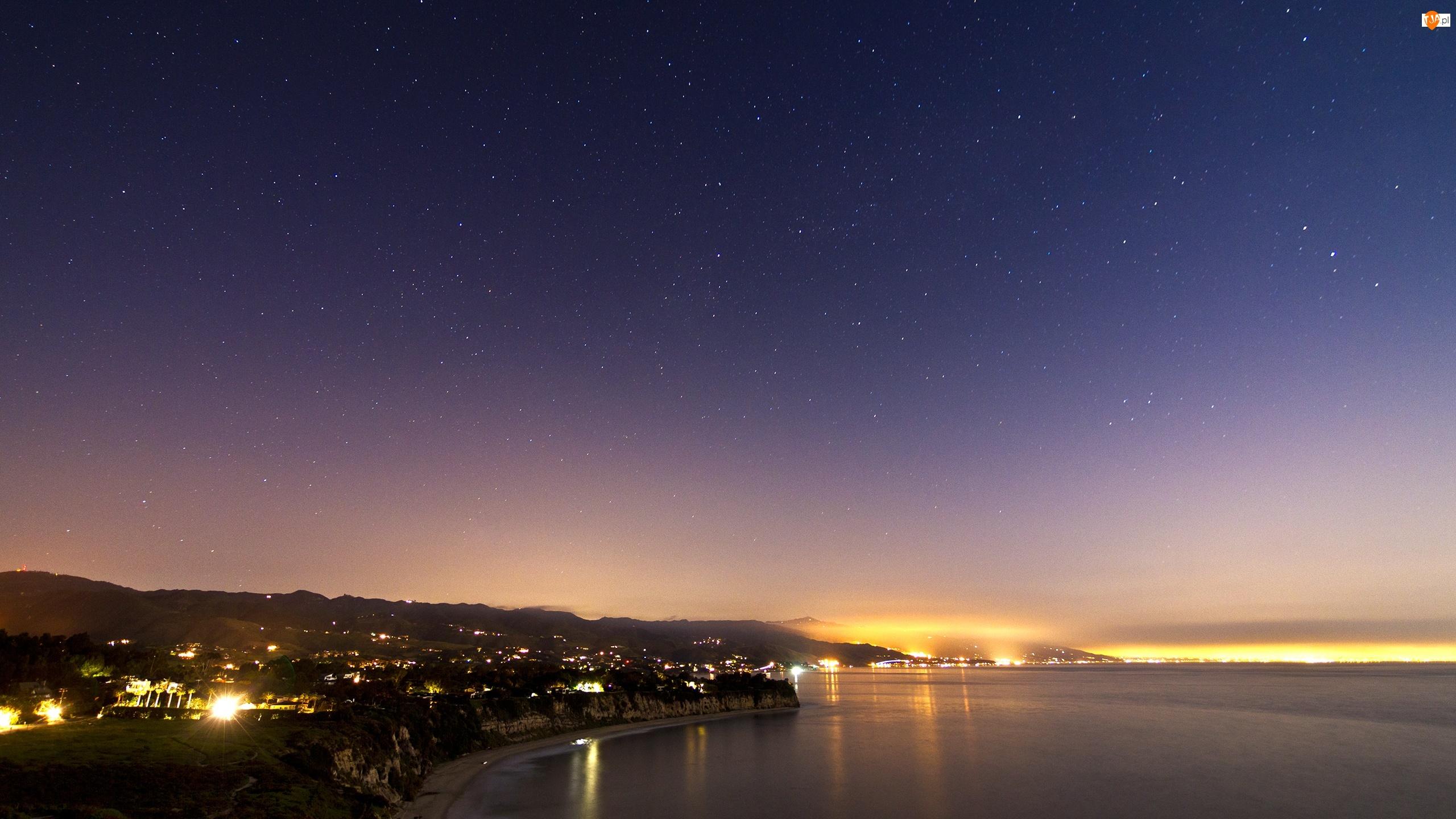 Zatoka, Malibu, Kalifornia