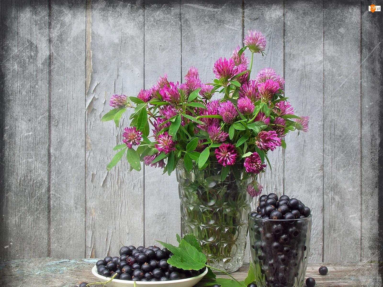Kwiaty, Owoce